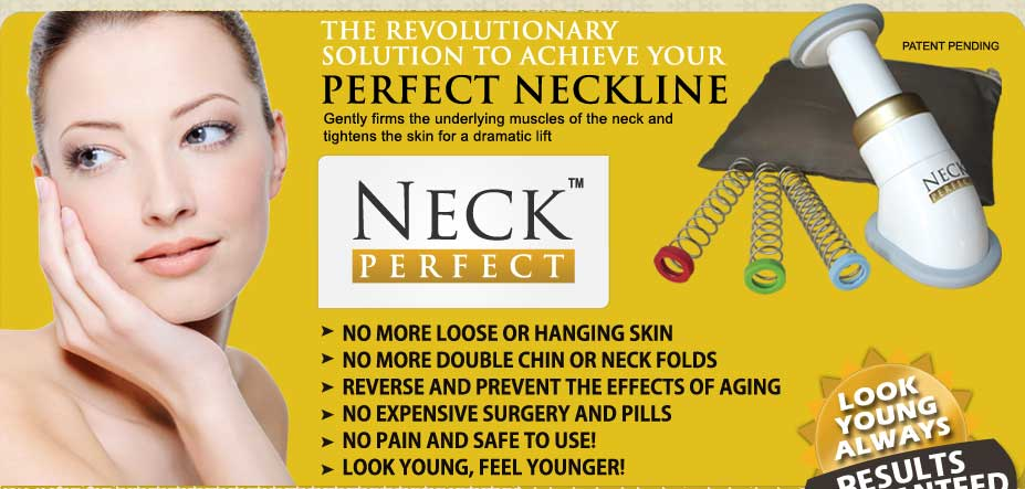 introducting neckperfect!